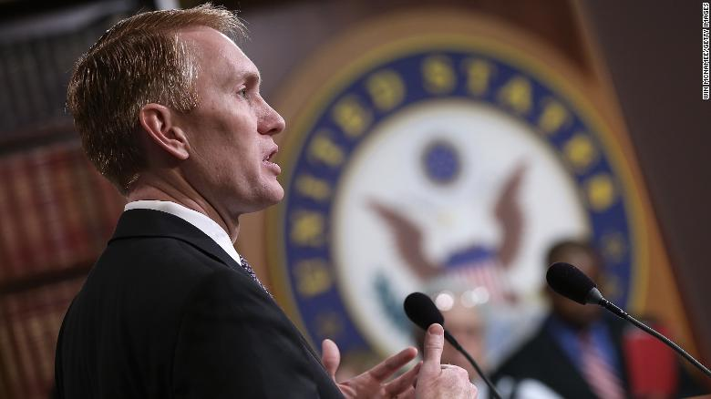GOP Sen. Lankford appeals to Black constituents after sowing doubt about election