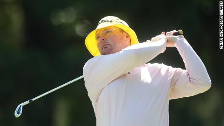 Jarrod Lyle suffered a third recurrence of cancer last year.