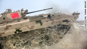 International army games opportunity to sell weapons: Chinese state media
