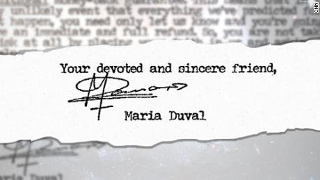 easy prey maria duval signature