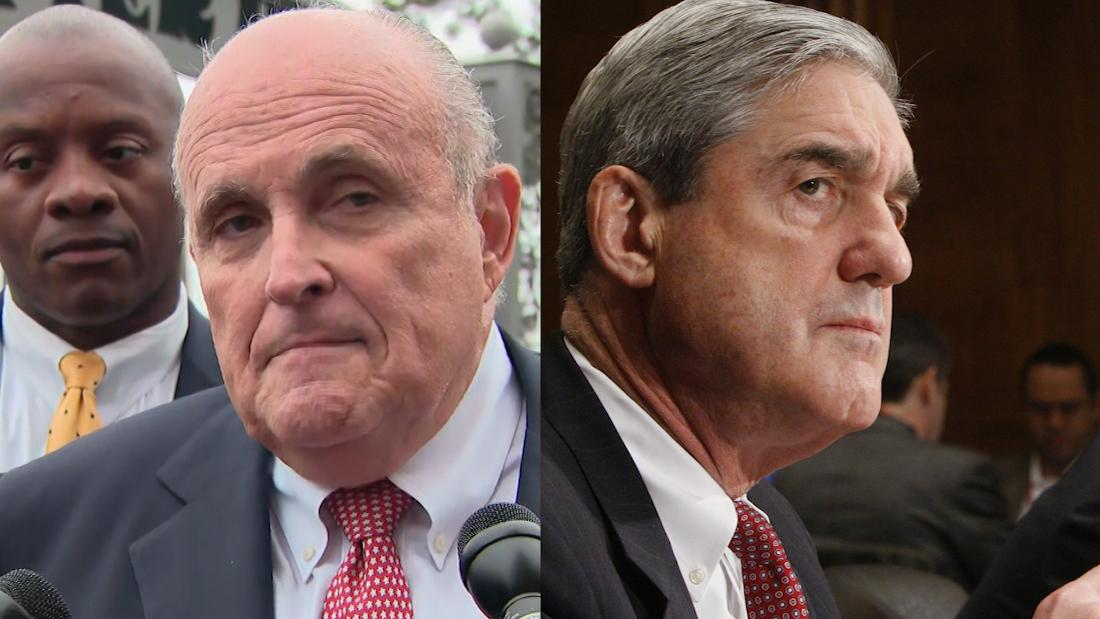 There is no rule that Mueller must end probe by September as Giuliani claims