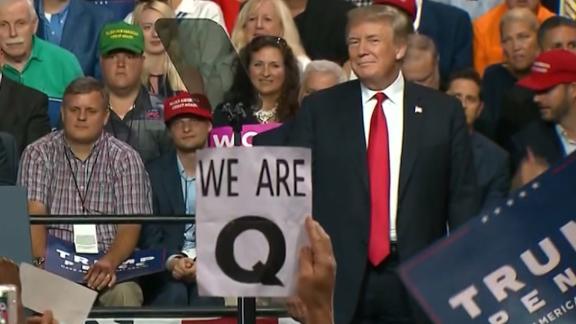 QAnon Trump rally Foreman lead pkg vpx_00000000.jpg