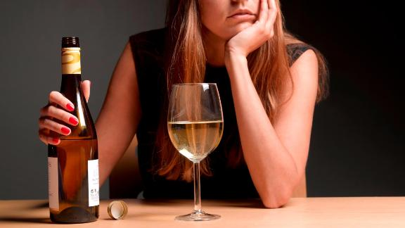 Alcoholic consumption.