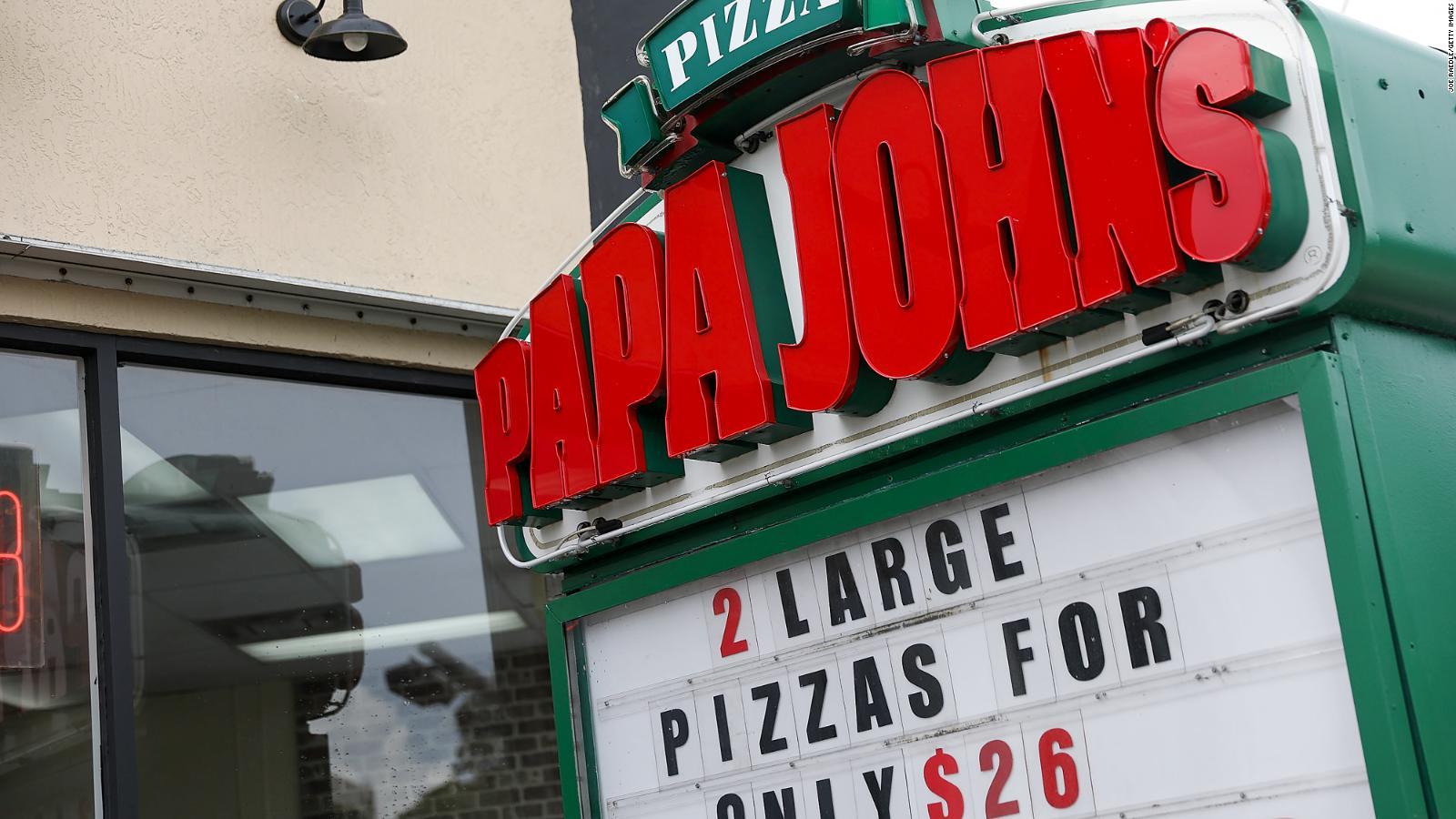 Papa Johns Stock Soars Over Takeover Rumors Cnn