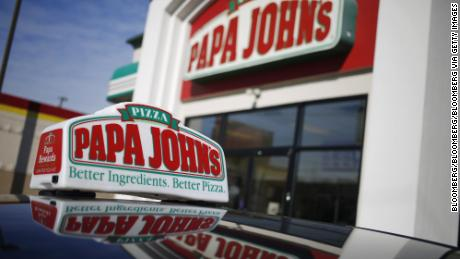 Papa John's shares sink on report that it lost a bidder