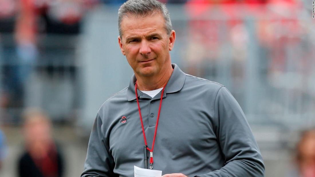 M eyer strolls through the Ohio State football parking lot with his 13yearold son Nate Years from now when Urban either succeeds or fails in remaking himself he