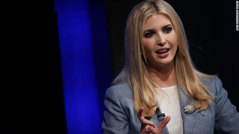 Ivanka Trump: Family separations a low point
