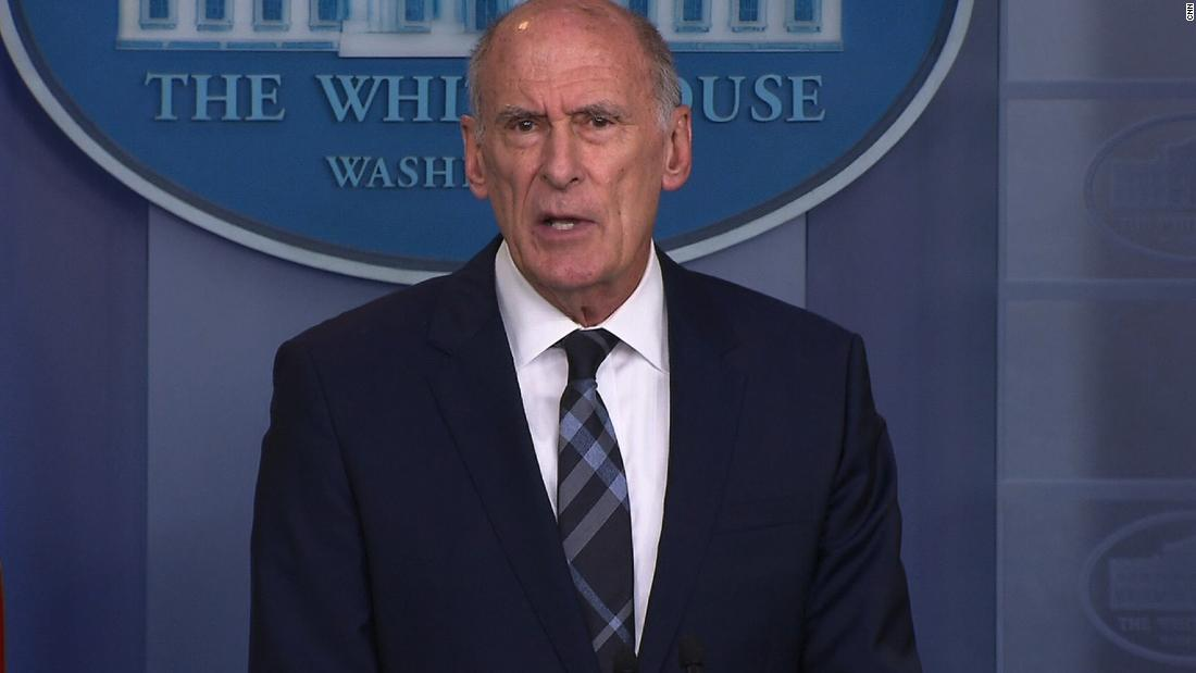 Director of National Intelligence: Russian interference in US political system ongoing