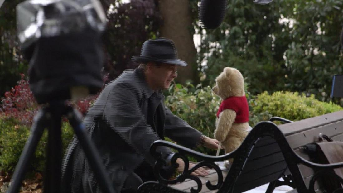 Image result for 'Christopher Robin' serves up sweet take on Winnie the Pooh