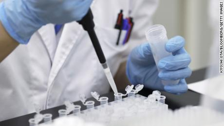 It started as a hobby.  They are now using DNA to help police officers solve cold cases