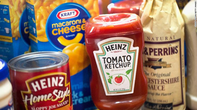 Image result for Kraft Heinz exposes Corporate America's debt problem