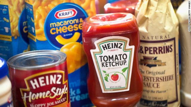 Kraft Heinz shares tank on slew of bad news Kraft Heinz posted a