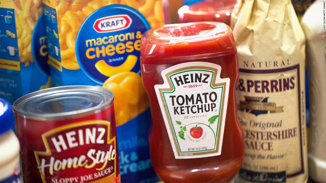 Kraft Heinz appoints new CEO