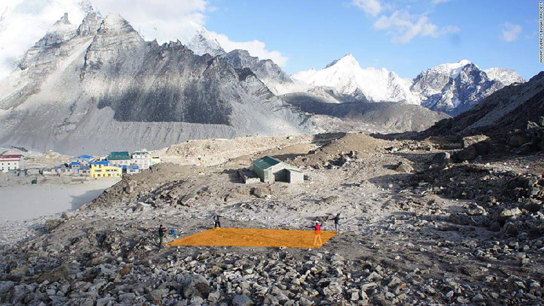 Solving Everest's mounting poop problem - CNN