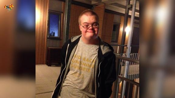 20-year-old Eric Torell, who had Down syndrome, was shot dead by police in Stockholm
