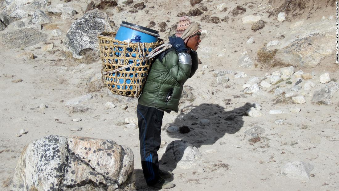 How a poop on Everest inspired a toilet that could save lives (and your dignity)