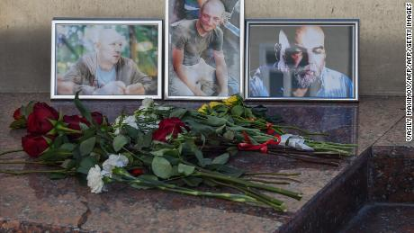 Alexander Rastorguyev, Kirill Radchenko and Orkhan Dzhemal were ambushed in CAR on Sunday.