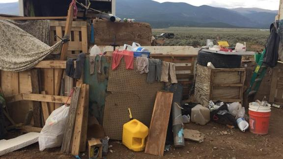 Eleven children were rescued from a compound in Taos County, New Mexico according to a statement from the Taos County Sheriff's Office.