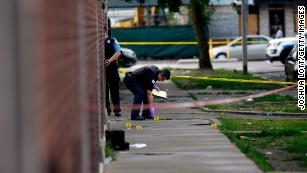 Chicago murder rate drops for second year in a row