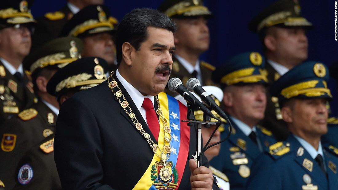 Venezuela says it has ID'd mastermind, accomplices in apparent Maduro assassination try – Trending Stuff