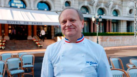 Joël Robuchon, the world's most Michelin-starred chef, is dead at 73