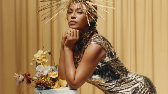 "On working with Beyoncé, Mitchell said, ""You'd imagine someone as famous as Beyoncé to be protective of her image, but she was really an open book -- and that's exactly what you want as a photographer."""