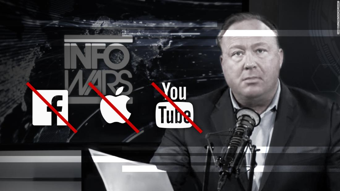 0be807fa0802 We need to talk about Alex Jones (opinion) - CNN