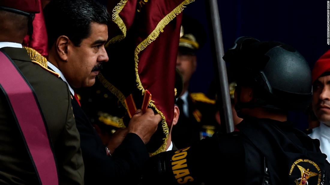 Suspect in Maduro assassination plot dies in mysterious fall from window