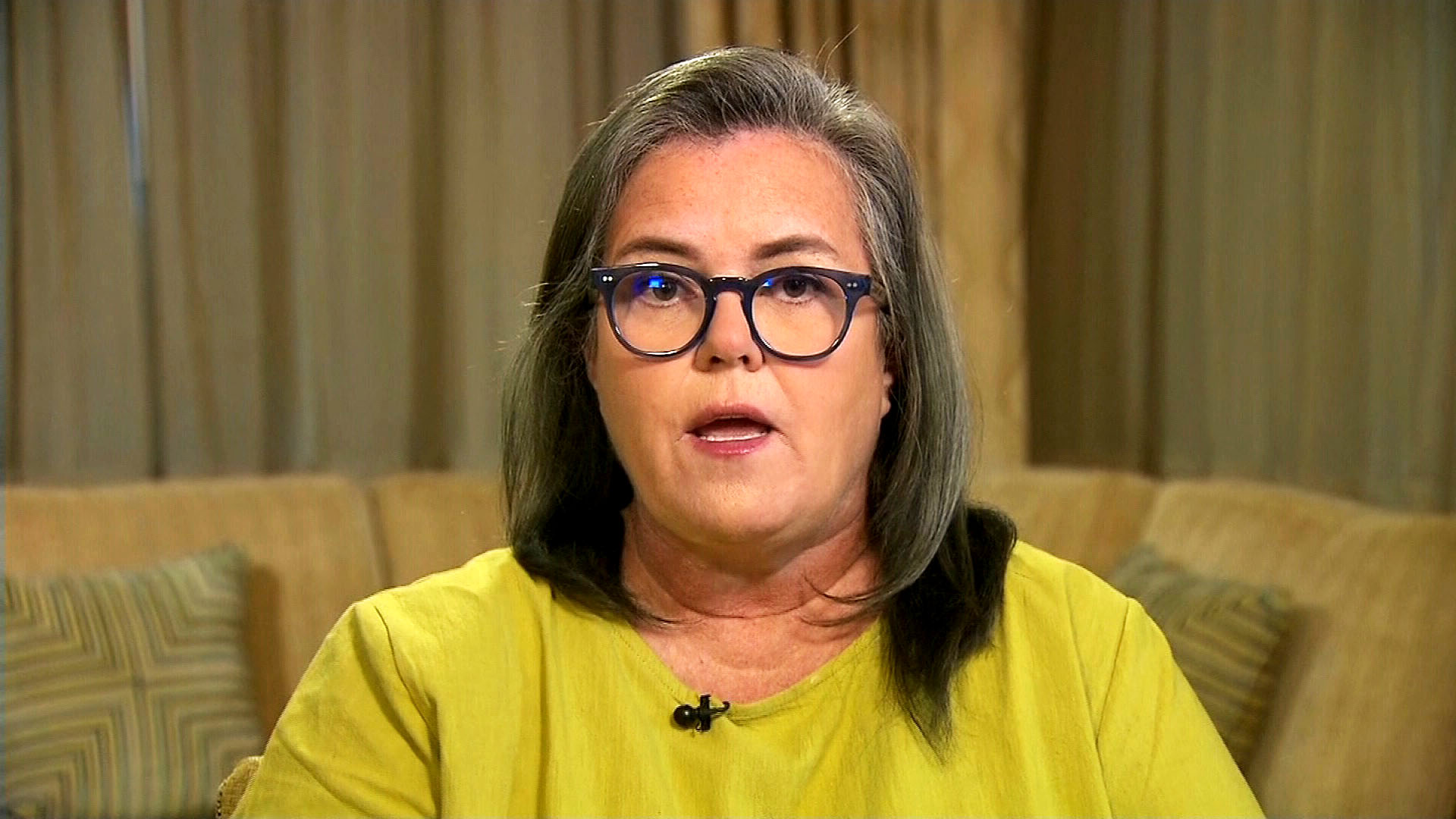 Watch Rosie O'Donnell video