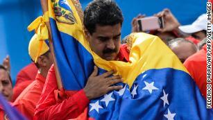美国会见了委内瑞拉官员策划政变