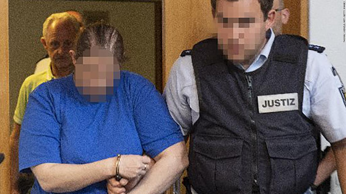 German couple jailed for selling son to pedophiles on the internet