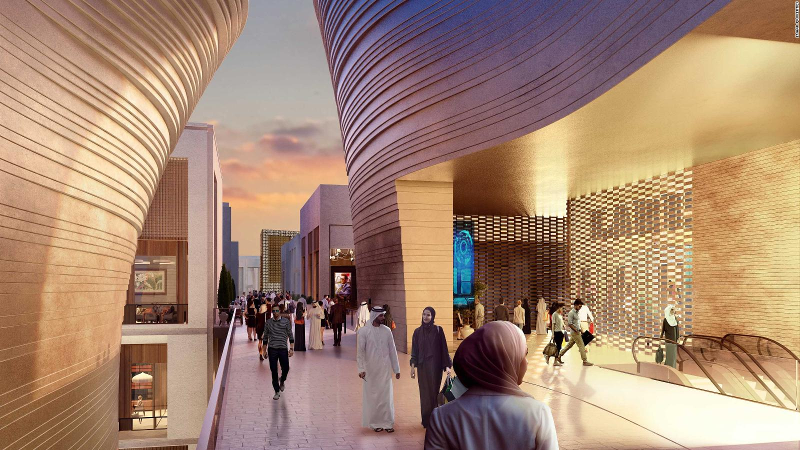 Dubai Square: $2 billion, record-breaking mega mall