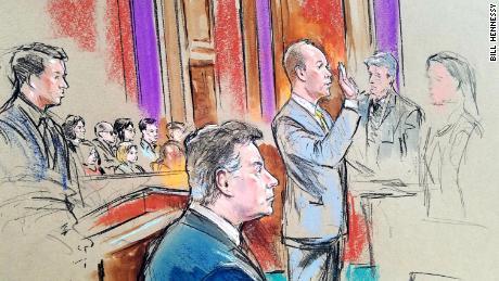 Manafort had more than $65 million in foreign accounts, FBI tells jury