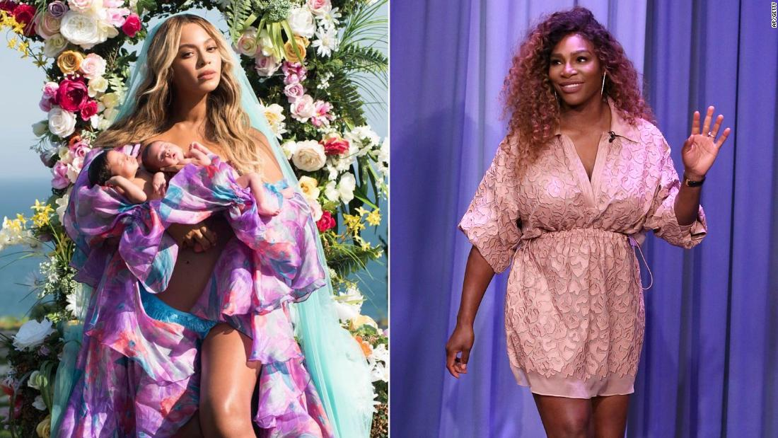 Beyonce And Serena Are Changing The Narrative For Postpartum Girls