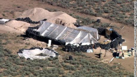 Timeline of what has happened in the New Mexico compound case