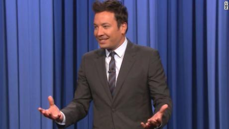 Comedian Jokes Trump Job Hunting After Dinner