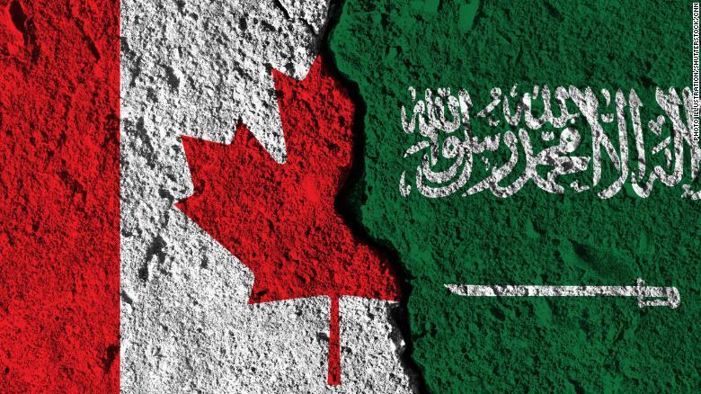 Tensions rise between Saudi Arabia and Canada