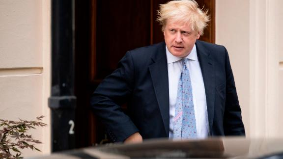 "Former Foreign Secretary Boris Johnson has called on Theresa May to ""chuck Chequers."""