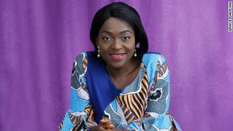 Eunice Atuejide describes herself as a lawyer, consultant, mother of five.