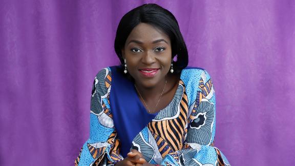 Nigerian female presidential candidate, Eunice Atuejide
