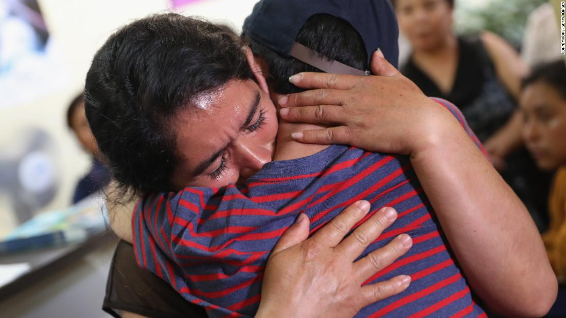 245 children from separated immigrant families remain in US custody