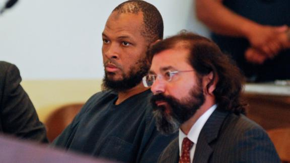 Siraj Ibn Wahhaj, appears in court Wednesday in Taos, New Mexico.