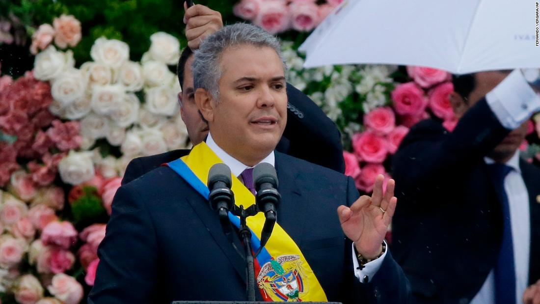 Colombia recognizes Palestine as sovereign state