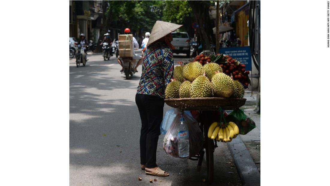 <strong>World of durians: </strong>Gasik not only tells stories about farmers and vendors, but she also documents durian varieties in delicious detail. Part of her mission, she says, is to hunt down durian varieties that are often overlooked.