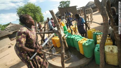 Ugandan lawmaker dismantles community boreholes after losing election