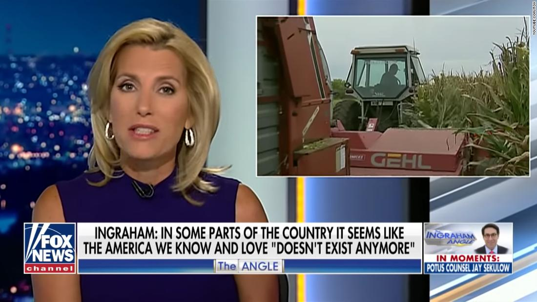 What Laura Ingraham said was awful. And unsurprising.