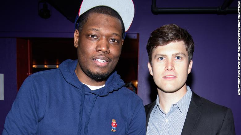Emmys Co Host Colin Jost Not A Fan Of Awards Shows Cnn