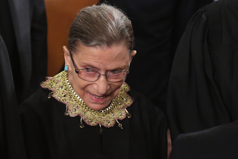 Ruth Bader Ginsburg's decorative collars - CNN Style