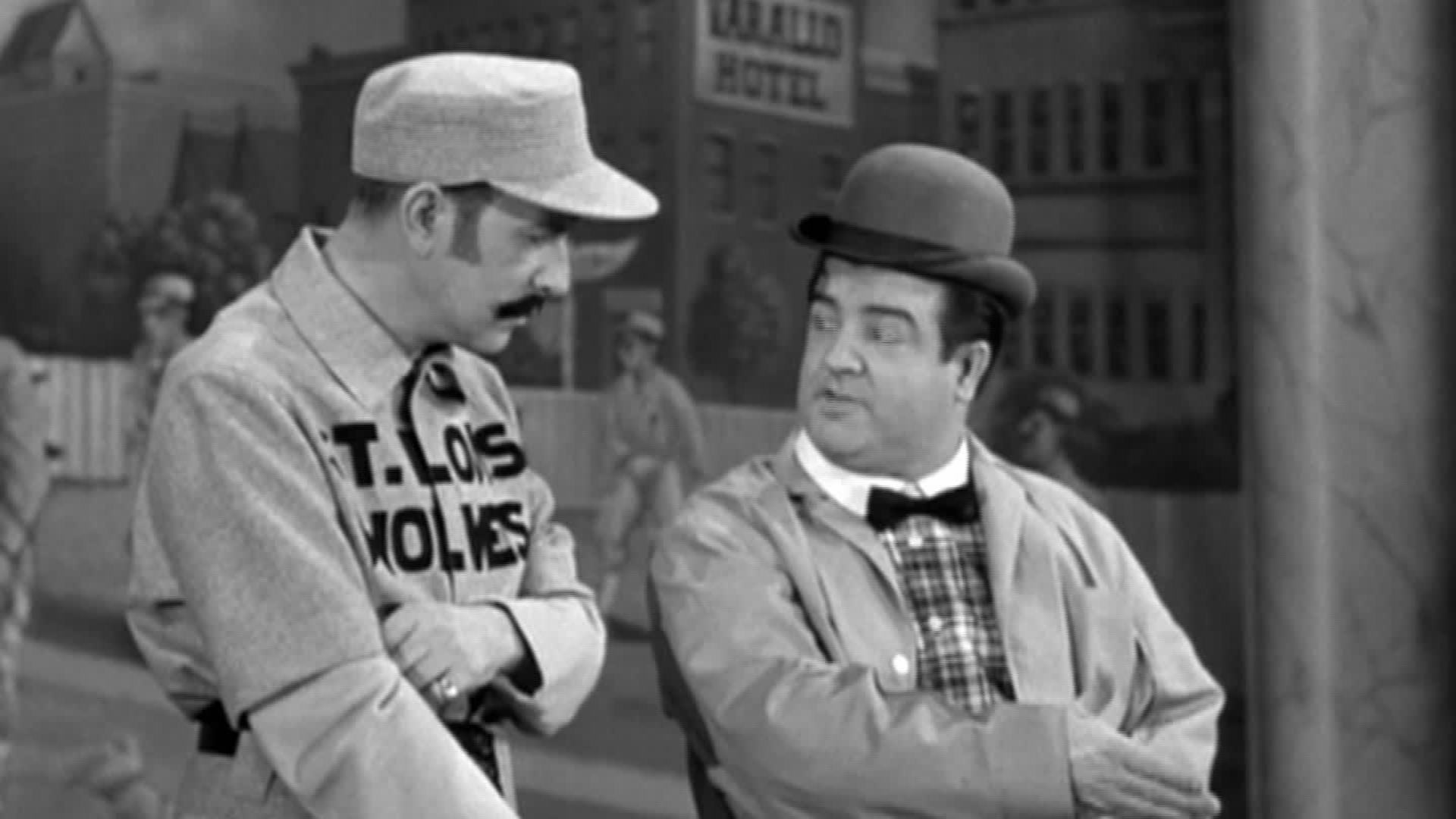 Did Abbott and Costello write the iconic 'Who's on First' routine? - CNN Video