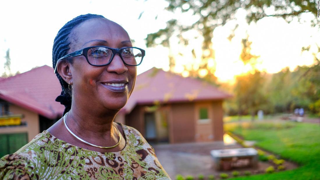 Raising dozens of orphans saved her life